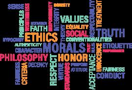 Jewish Values Word Cloud